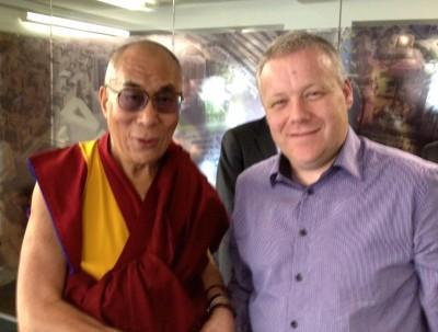 Lee Jackson Dalai Lama
