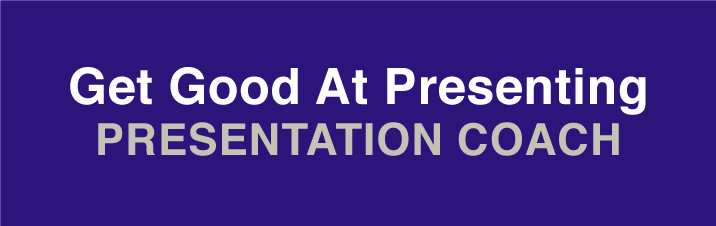 Lee Jackson - Get Good At Presenting - Presentation Coach