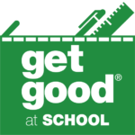 Get Good At School logo Lee Jackson