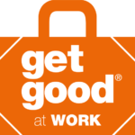 Get Good At Work logo Lee Jackson