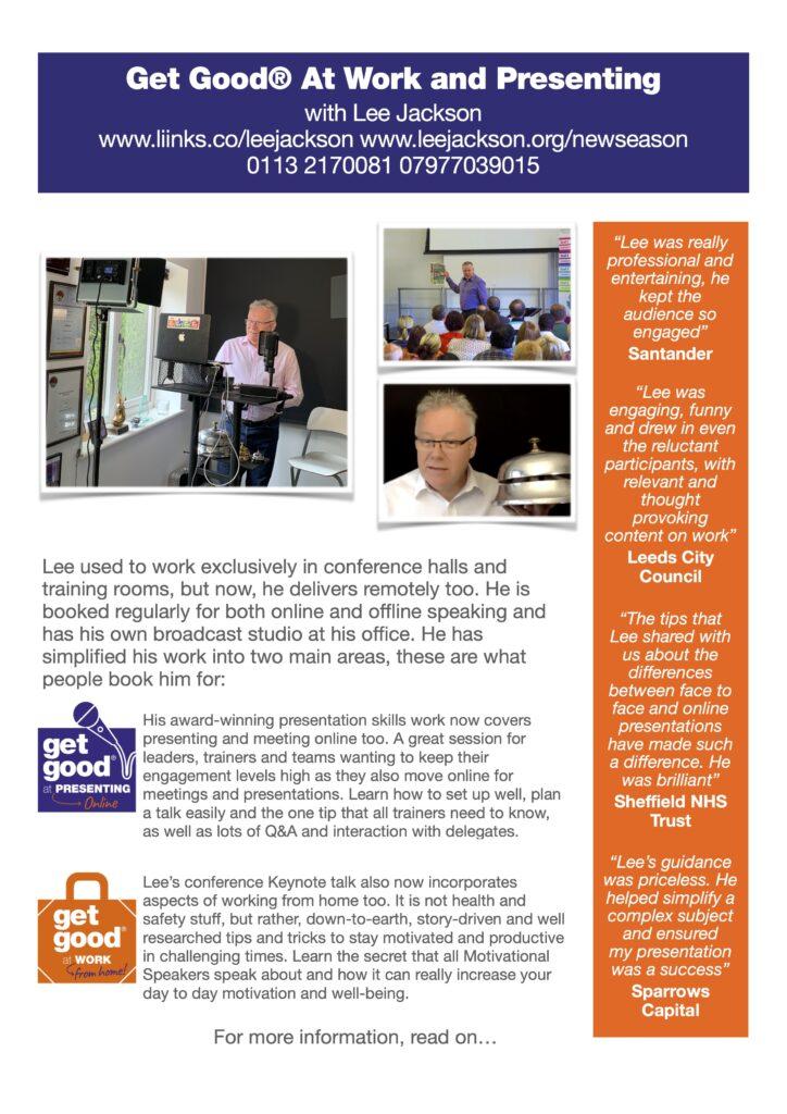 jpeg LeeJackson.biz 4-page info sheet July 2020 9Mb